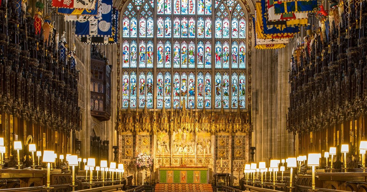 St George's Chapel: 15th century funeral venue steeped in royal history