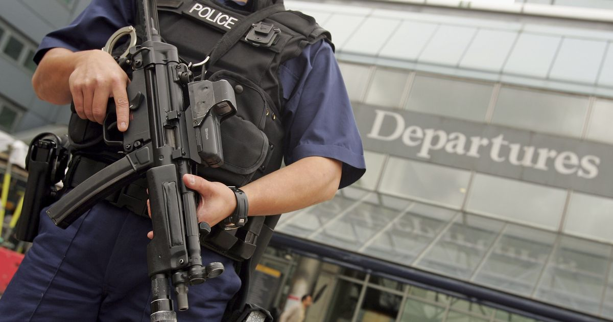 Terrorism alert warning issued by police chief