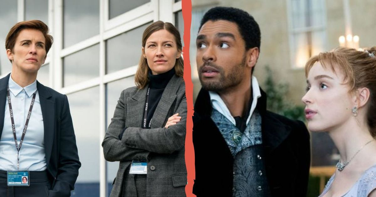 The Line of Duty detective who swapped AC-12 for Bridgerton