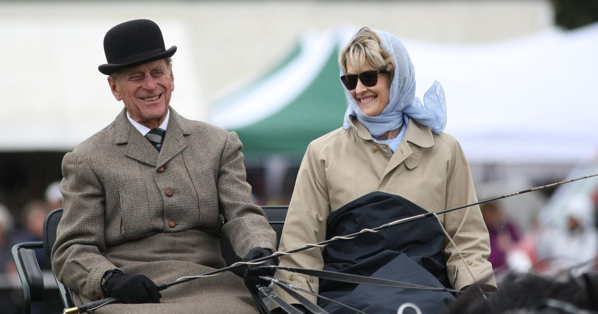 The Prince Philip funeral guests you've never heard of
