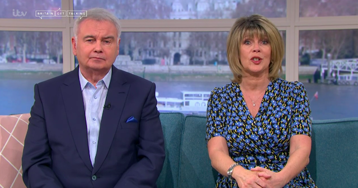 This Morning and Loose Women forced to halt after Prince Philip death