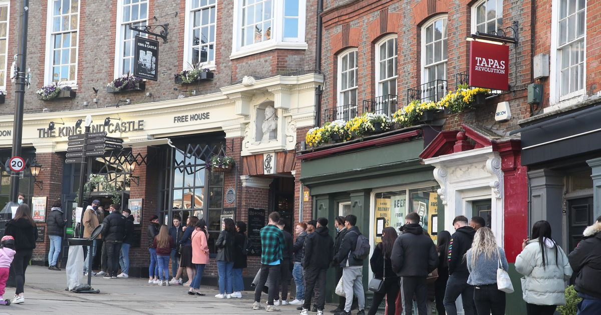 Too early to say if pubs will fully reopen on May 17, says minister