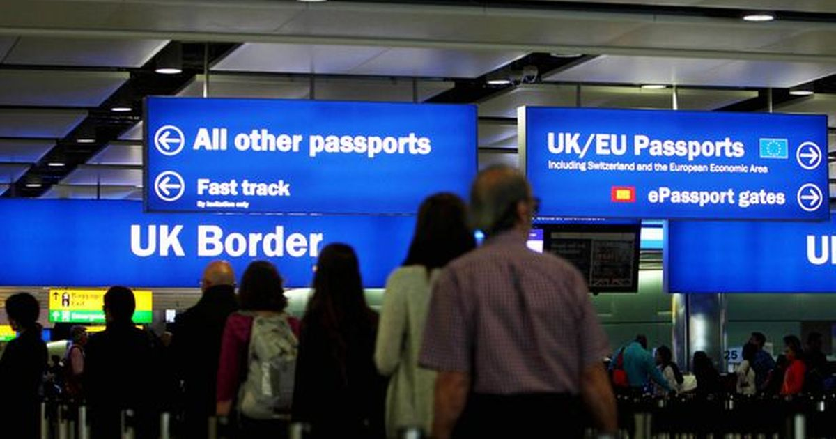 UK's 'red list' - all 39 countries currently banned for travel