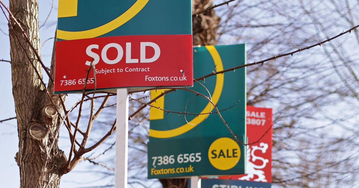 UK's top ten property 'hotspots' where prices have risen the most