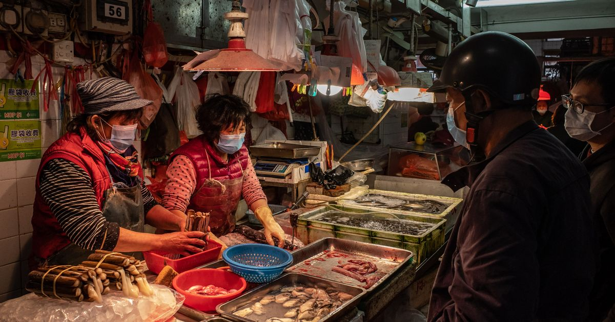 WHO U-turn as it finally calls for a ban of wet markets after Covid pandemic