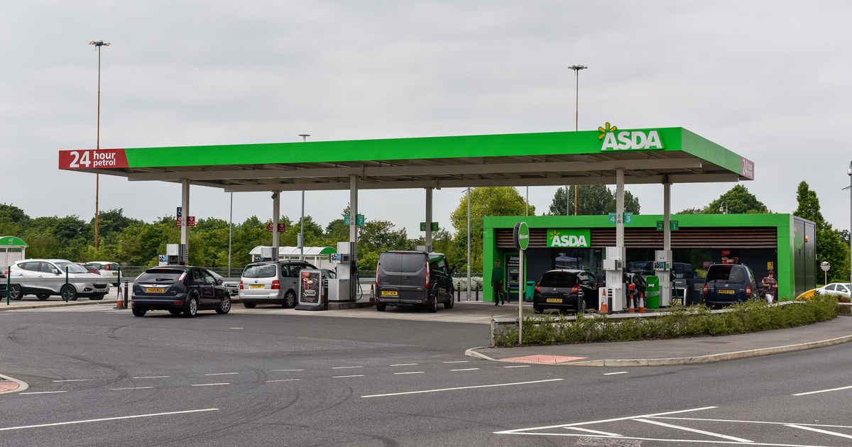 Warning to drivers in 36 parts of the UK over Asda move