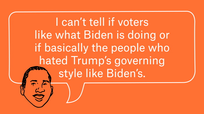 What Have We Learned From Biden's First 100 Days?