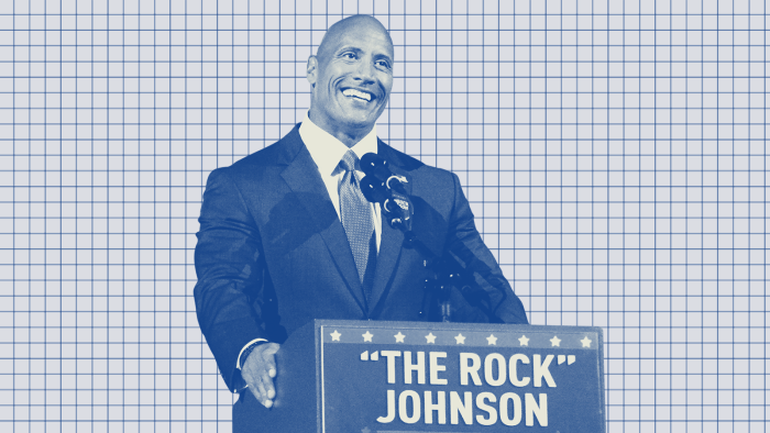 Why Americans Can't Resist A Celebrity Political Candidate