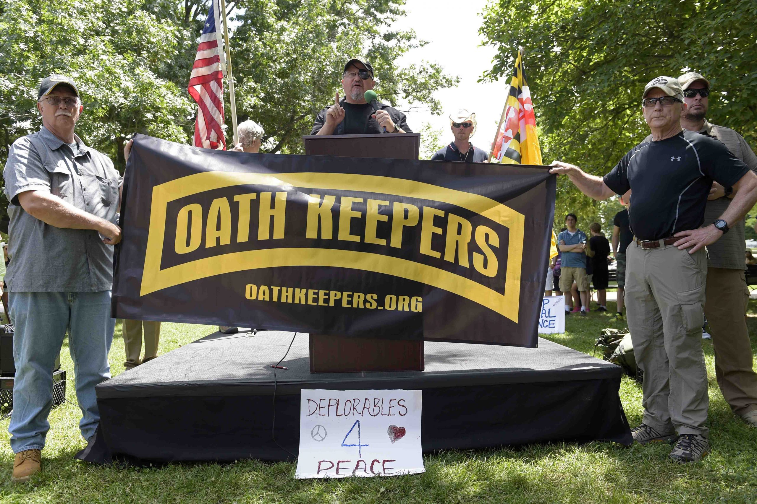 Why Capitol Police offered tours to Oath Keeper lawyers