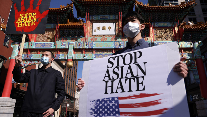 Why The Recent Violence Against Asian Americans May Solidify Their Support Of Democrats