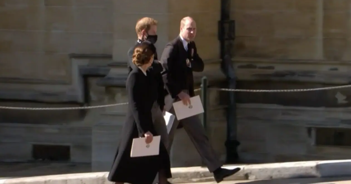 William and Harry's 'moment of reconciliation' revealed by body language expert