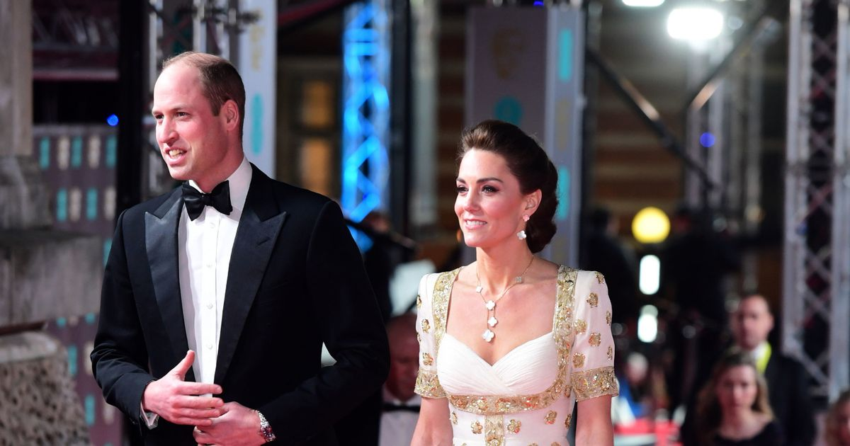 William steps down from Bafta ceremonies after Prince Philip's death