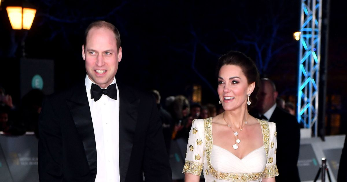 William steps down from Bafta ceremonies after grandfather's death