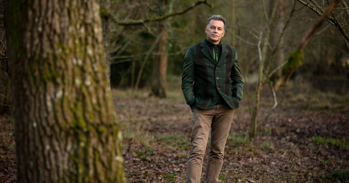 Worried Packham urging Brits to be greener in light of National Lottery research