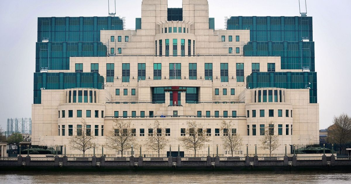 You could be MI6's next Q - the spy agency are hiring for a technical expert