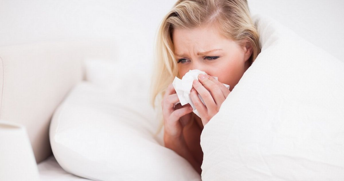 You could be protected from coronavirus by the common cold
