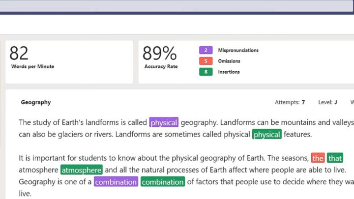 Microsoft Teams Launches a Feature to Improve Reading
