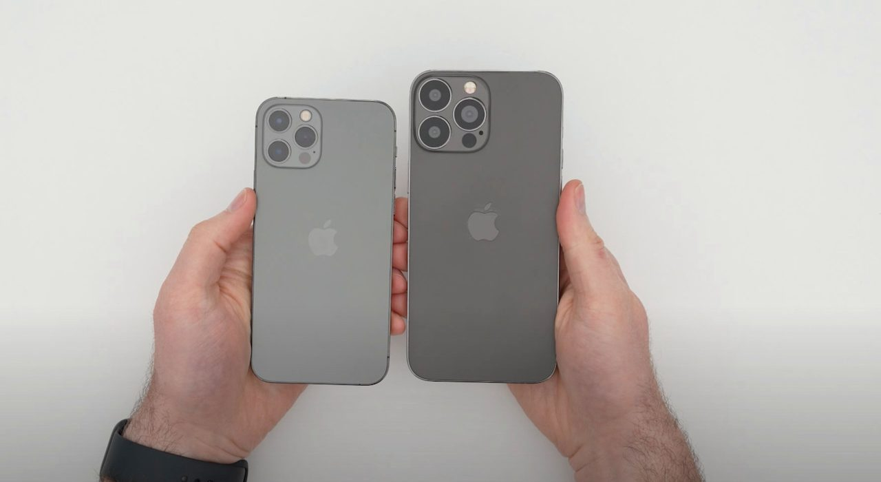 iPhone 13 Pro Max Mock-Up Revealed: Here Are The Details