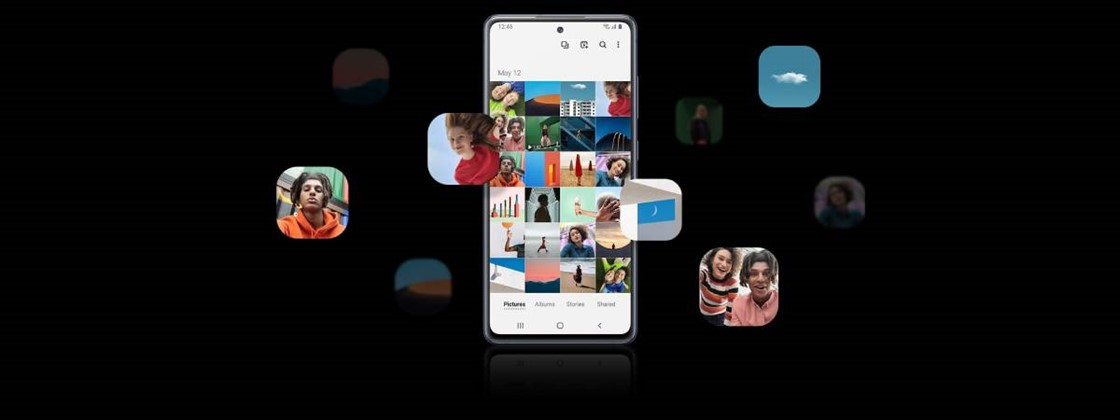 Android 12 Can Enhance Photo Backup On Samsung Devices