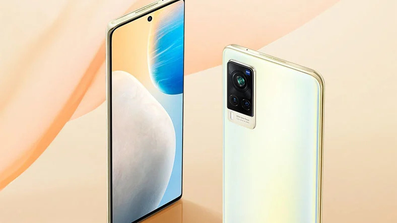Vivo Announces Curved Version Of Flagship X60