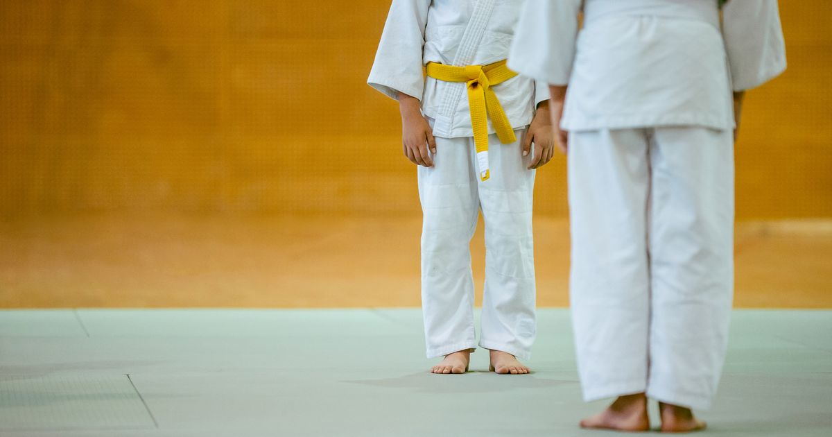 Boy, 7, left fighting for his life after being 'slammed' 27 times in judo class