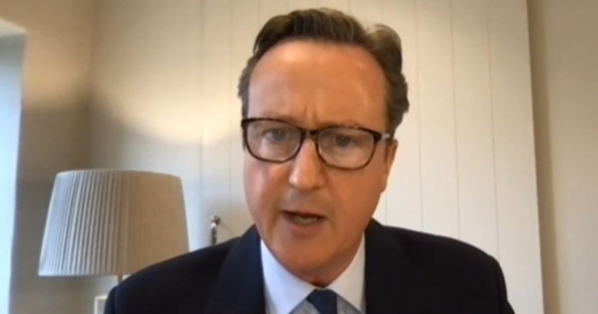 Cameron quizzed about flights to Cornwall in Greensill jet