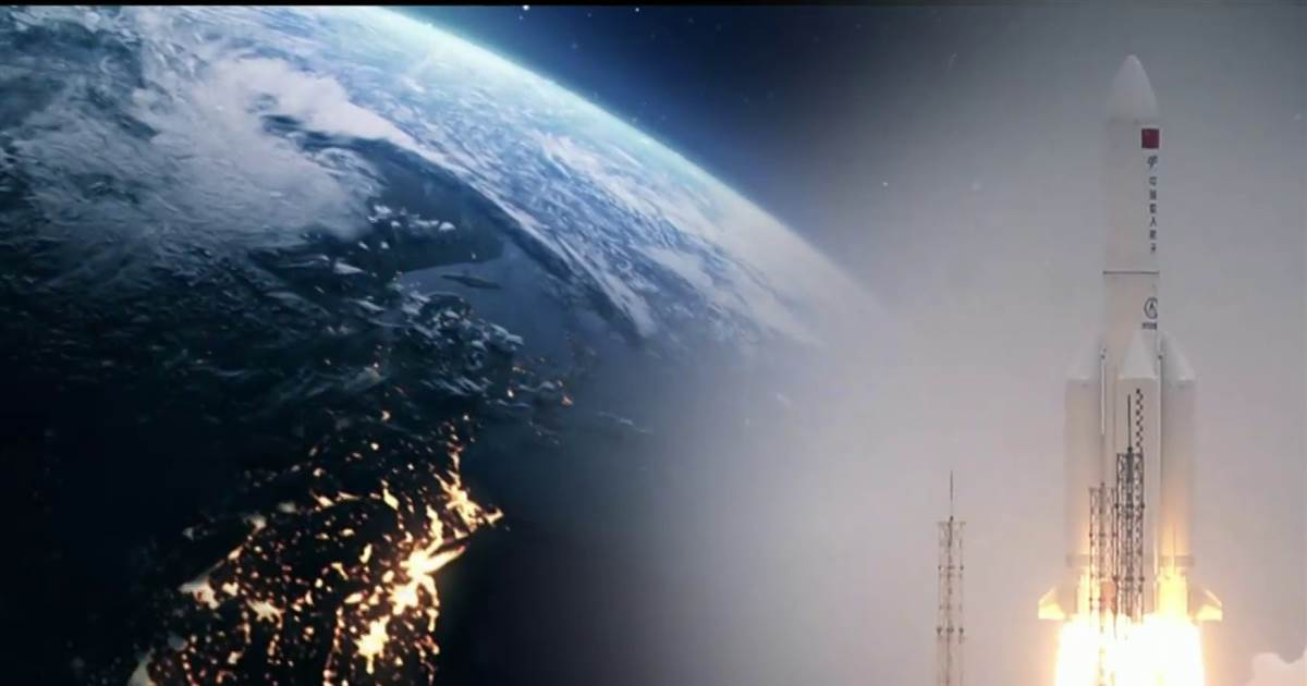 Chinese rocket debris expected to hit Earth this weekend