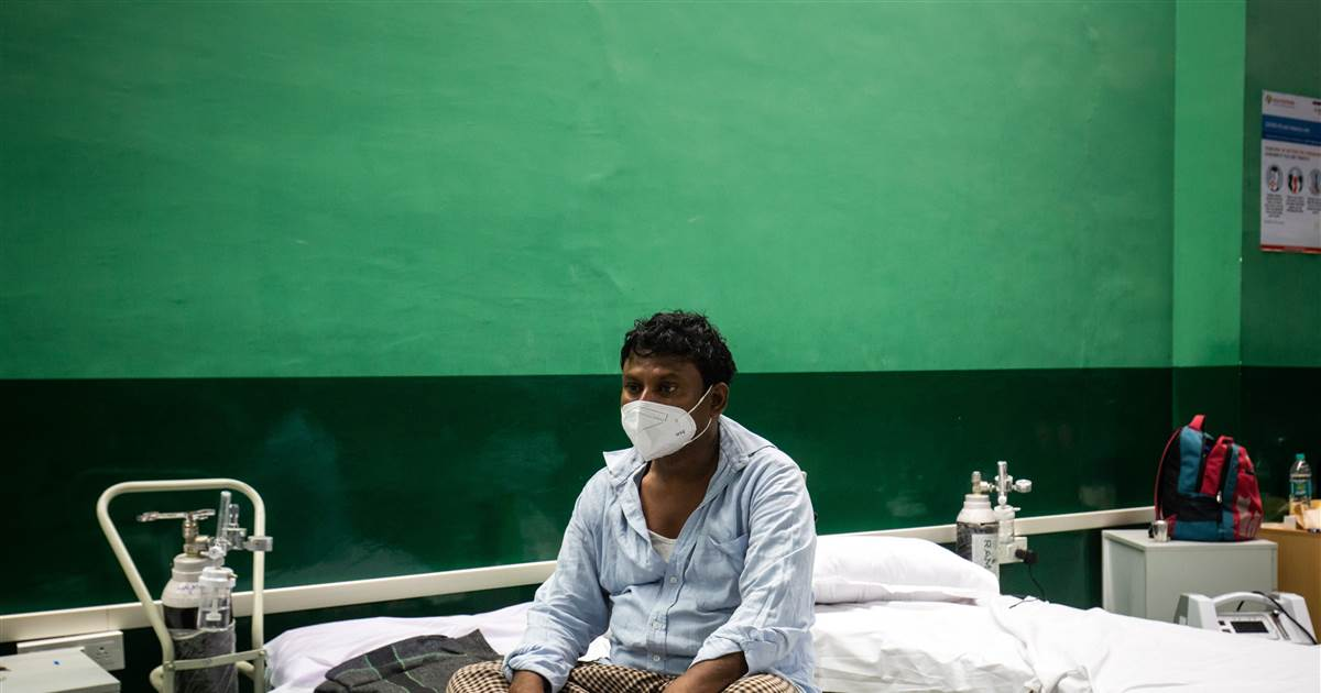 Covid-19 surge hits India's southern states prompting more lockdowns