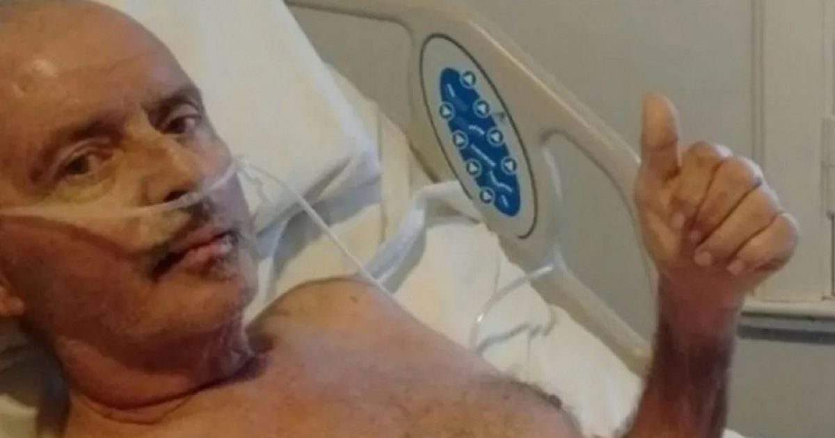 Covid patient clinically dead for 'several minutes' saw 'light at end of tunnel'