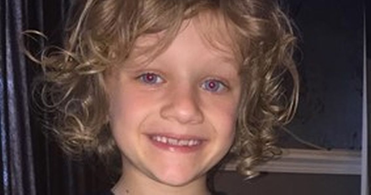 Family of boy, 9, killed by lightning pay tribute to 'brightest star'