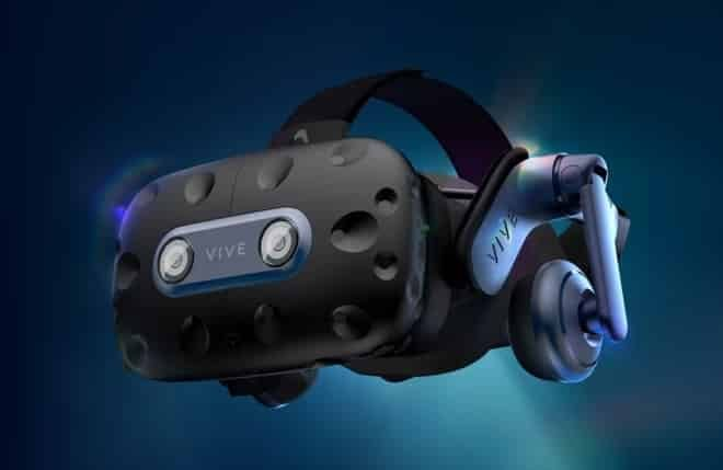 HTC Vive Pro 2 And Standalone VR Headset Vive Focus 3 Introduced