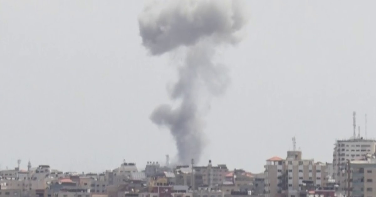 Israeli security cabinet votes for cease-fire after trading attacks with Hamas