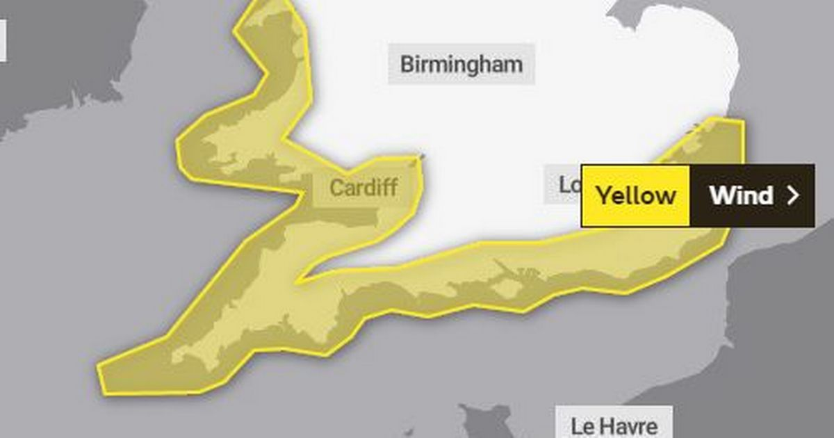 Met Office issues Bank Holiday weather warning
