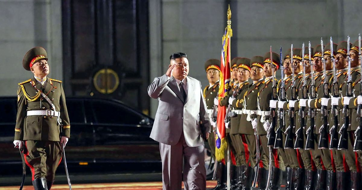 North Korean man executed in front of 500 people for 'illegally selling videos'