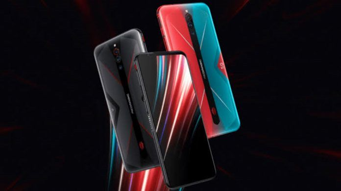 Nubia Red Magic 6R Introduced: Snapdragon 888, Four Cameras