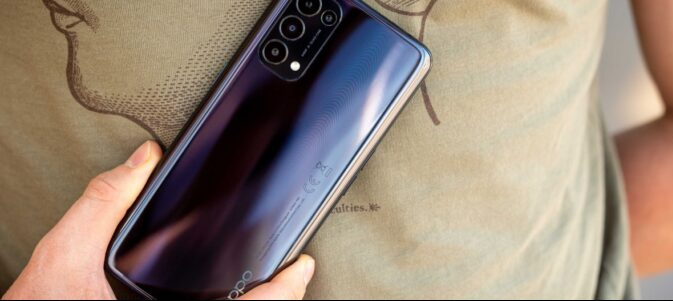 OPPO Reno6 With Dimensity 900 Appears At TENAA
