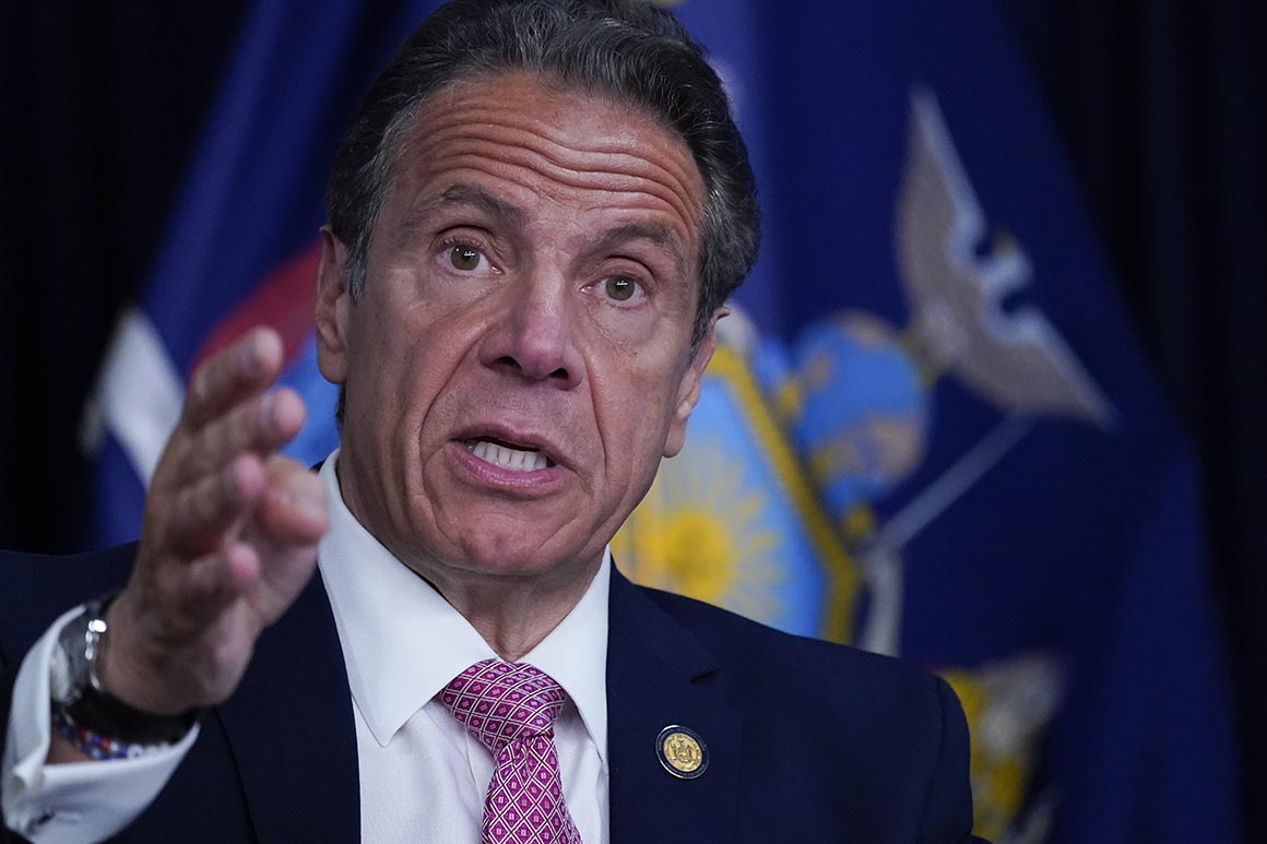 Opinion | The Cuomo/Trump Playbook for Surviving a Scandal
