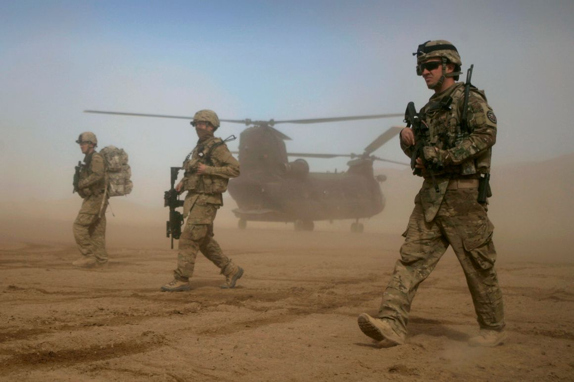 Opinion   The U.S. Still Has Leverage In Afghanistan. Here's How to Keep It