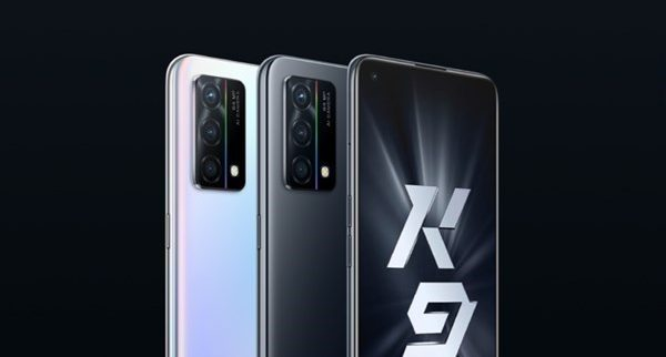 Oppo K9 5G Introduced: Snapdragon 768G Processor