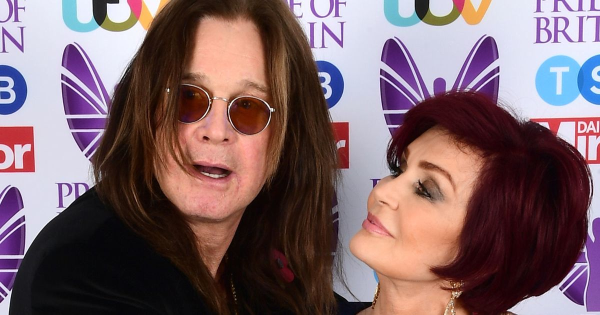 Ozzy Osbourne defends wife Sharon following fallout with US star
