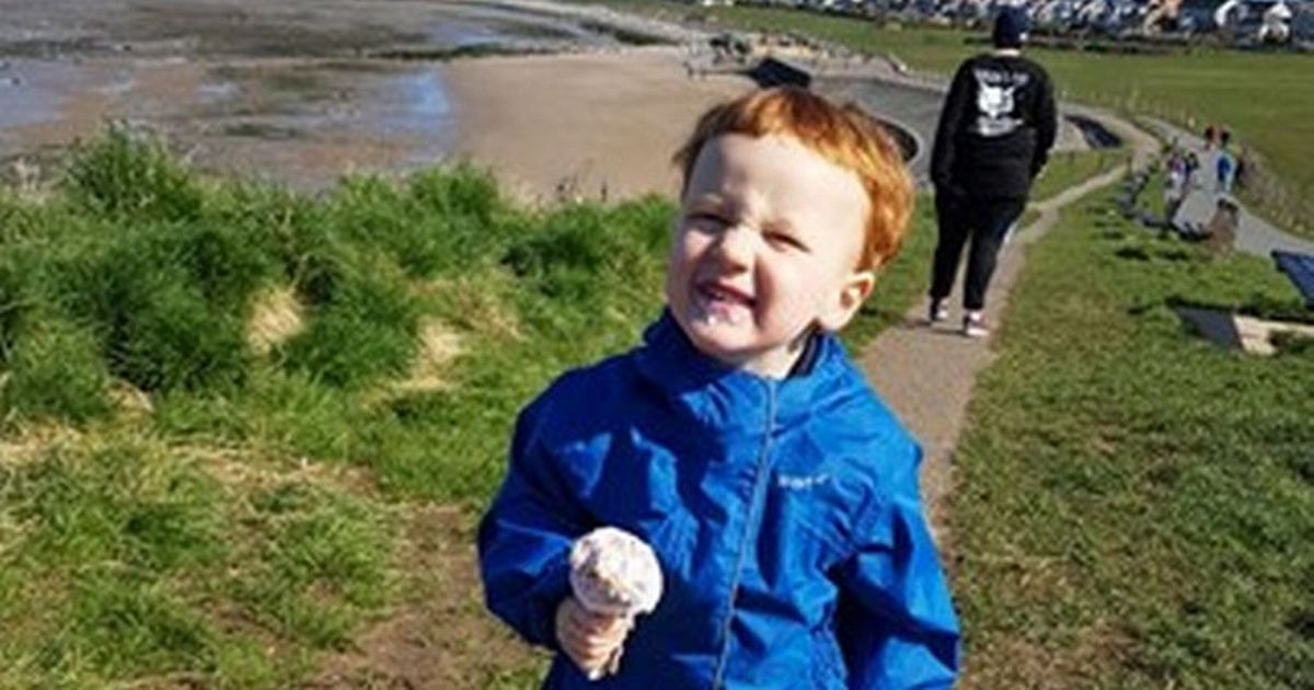 Parents pay tribute to George, two, killed in Heysham explosion