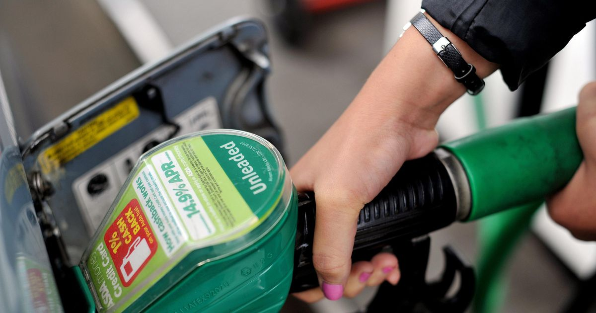 Petrol prices rise for sixth month in a row