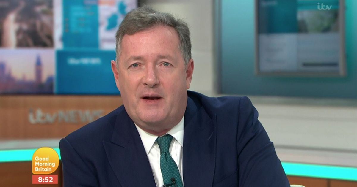 Piers hints at surprise GMB return and hits out at 'woke brigade'