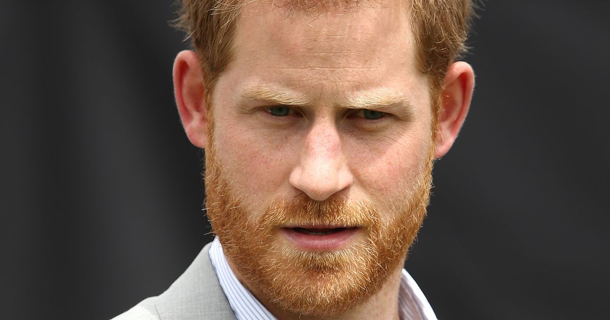 Police 'forced to visit Prince Harry's home' after Prince Philip death