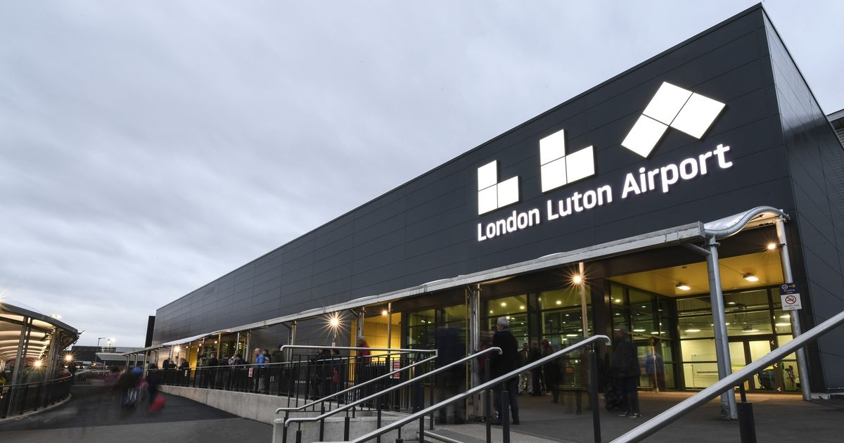 Police arrest 17 people after departure lounge brawl at Luton Airport