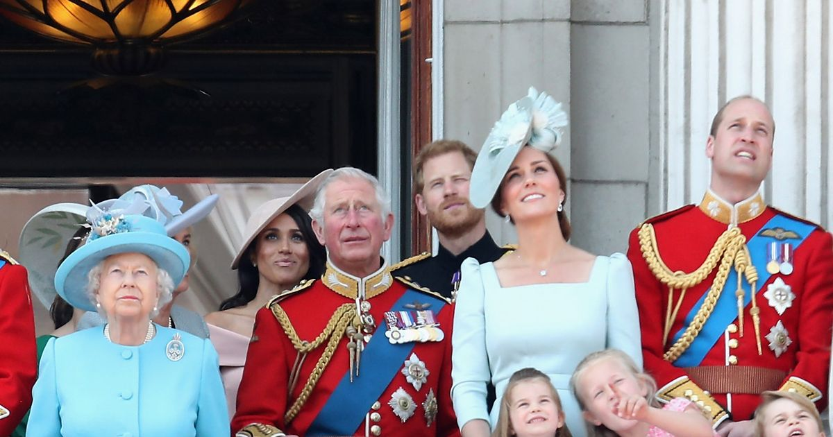 Prince Charles' new monarchy: The royals who will take different titles