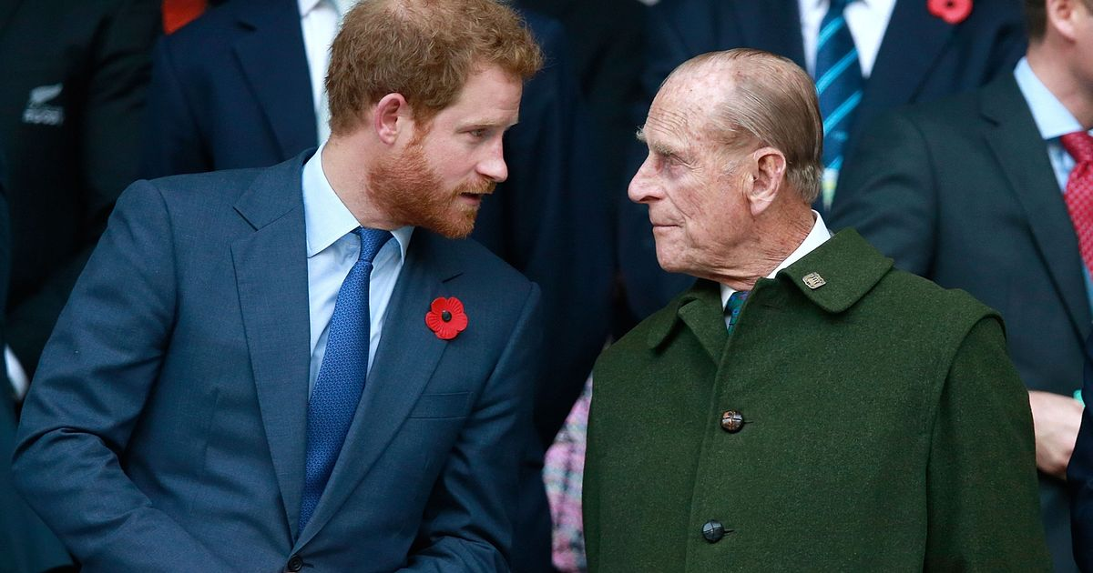 Prince Harry 'won't be punished' in Philip's will - and 'staff will get share'