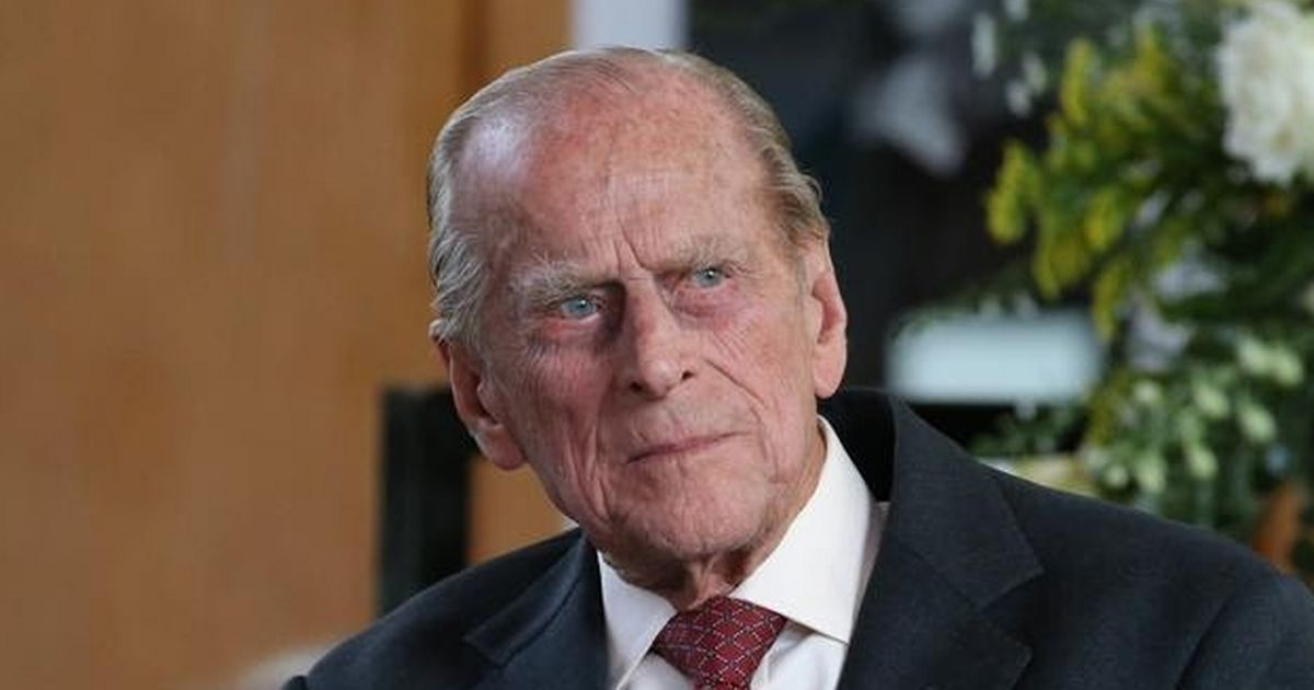 Prince Philip's cause of death has been revealed