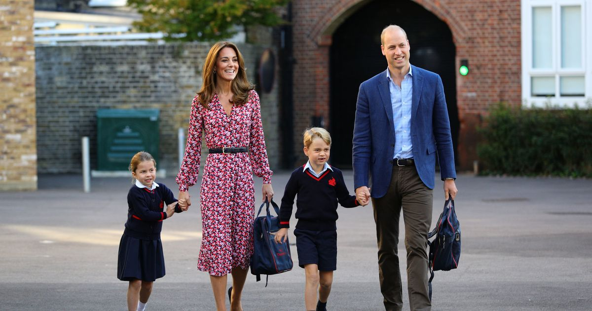 Prince William  and Kate won't celebrate Princess Charlotte's birthday publicly