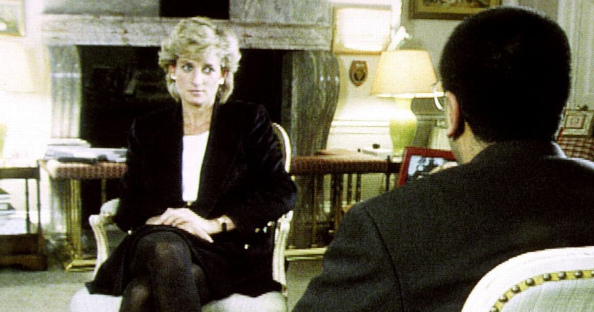 Princess Diana interview will never be aired again says BBC boss